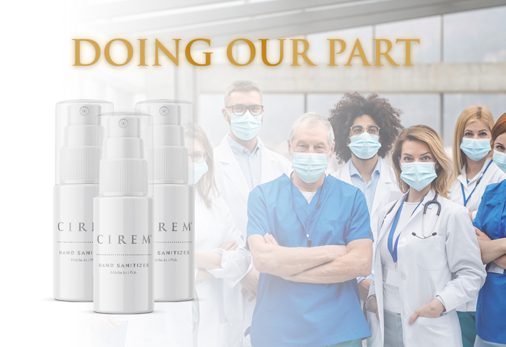 Cirem Sets the Standard for Beauty Industry During COVID-19 Pandemic