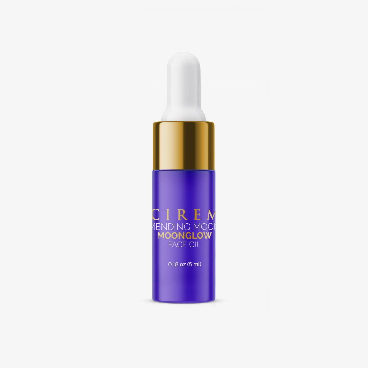 MM Moonglow Face Oil Sample DROPPER